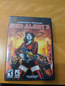 Command and conquer red alert 3 !!!!!!!