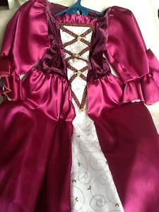 Robe de princesse (style médiévale)