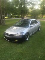2004 Honda Civic Coupe SI