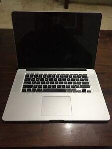 "Like new MacBook Pro 15.4"" Retina display"