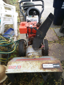 "8HP 28"" Craftsman snowblower"
