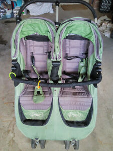 City Select Mini Double Stroller