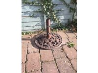 Umbrella stand or Christmas tree stand