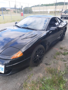 Try ur trade 91 dodge stealth RT on the road