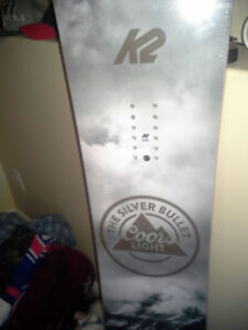FOR SALE ! Brand new snow board