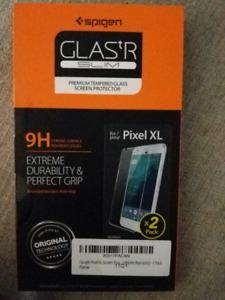 Spigen tempered glass screen protector (Pixel XL)