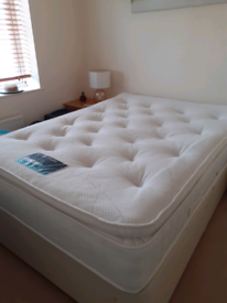 Double bed - never used