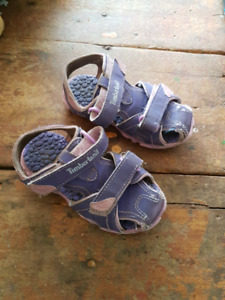 Timberland sandals (size 10)
