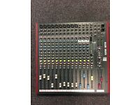 Allen and Heath ZED 16 FX Mixing Desk