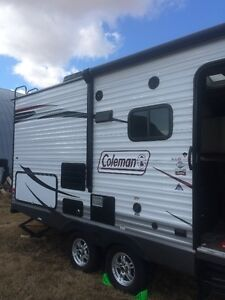 2014 COLEMAN CTS191QB Travel Trailer Edmonton Edmonton Area image 1