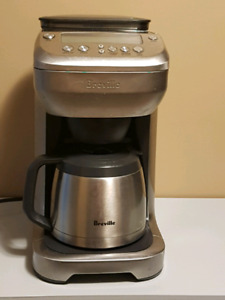 Breville grinder/coffee maker