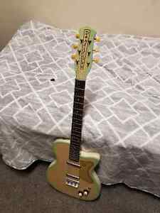 Must go this week (best offer)! Danelectro U2 56 Electric Guitar