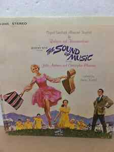 SOUND OF MUSIK RECORD LP, SHEET MUSIK & STORY BOOK London Ontario image 4