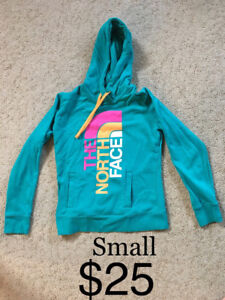 North Face Hoodie-small