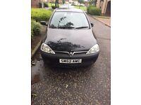 Vauxhall Corsa for immediate sale