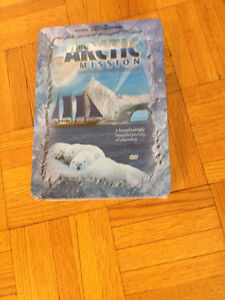 REDUCED!! 5 DVDs in one sealed tin container West Island Greater Montréal image 1