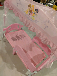 Disney Princess toy play canopy bed