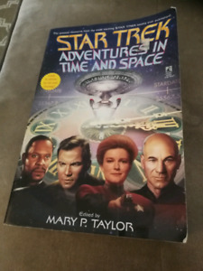 Star Trek - Adventures in Time and space