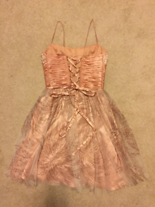 GRAD - Le Chateau Beaded Party Dress size 3-4