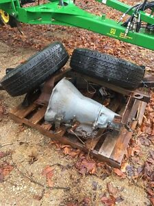1990 dodge one tonne frame and dually axel London Ontario image 3
