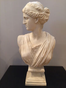 Roman Style 'Lady' Statuette (High Quality)