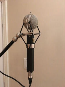 Music High Quality Recording Microphone - Dragonfly Blue