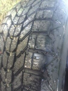 Winter tires and rims 205 60 16 Stratford Kitchener Area image 6