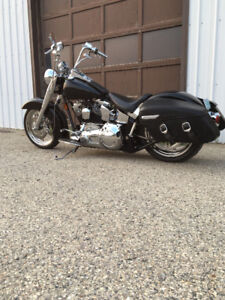 Parting out.  Rolling softail chassic