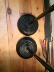 Yorkville Mic Stands