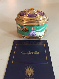 House of Faberge - Imperial Music Box Collection