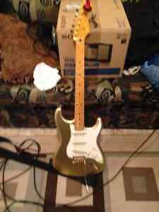 electric guitar squires series strat