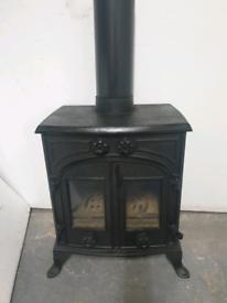 8kw Multifuel stove