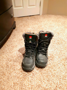 Air Frame STEEL TOE All Weather Work Boots.