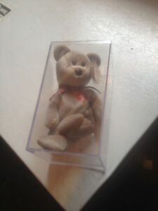 bunch of ty beanie babies mint condition rare