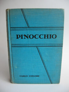 Vintage 1940s, Pinocchio, from the Golden Days Series