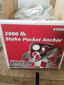 Stake Pocket Truck Anchors
