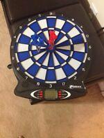 Digital dart boar excellent condition