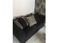 DFS 2 seater couch