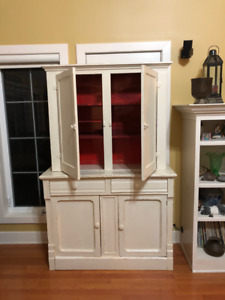 19th Century Eastlake Back To The Wall Cupboard