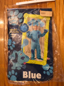 Toddler Blue Clues Costume