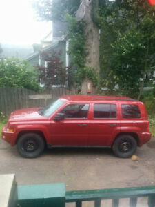 2008 Jeep Patriot Wagon