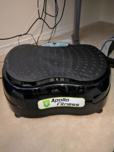 Apollo Fitness Vibration Machine
