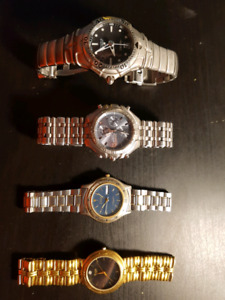 Prestigeous Watch Collection