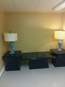 coffe table n 2 end tables