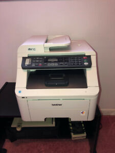 BROTHER 5 IN 1 DIGITAL COLOUR PRINTER,SCANNER,COPIER,FAX & PC