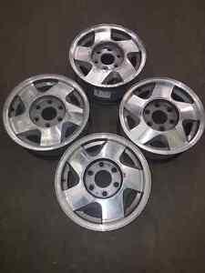 "16"" Alloy Wheels / Rims - 6 Bolt Chev / GMC"