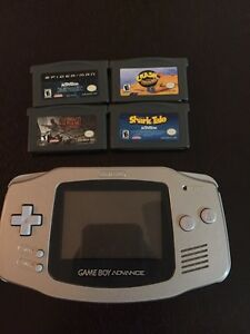 Gameboy Advance Bundle !
