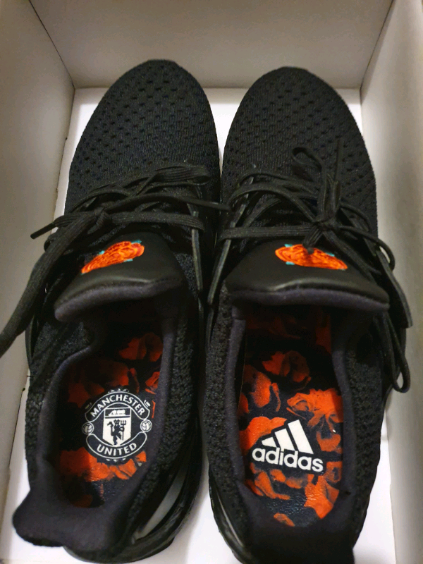 Brand New Manchester United Adidas Ultraboost Clima Uk Size 11 In Camden London Gumtree