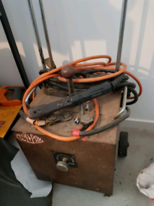 Blackstone Welding Wire | Old Arc Welder Works Great Power Tools Gumtree Australia Ipswich