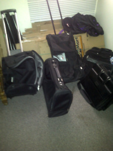Luggage, Duffles, Briefcases